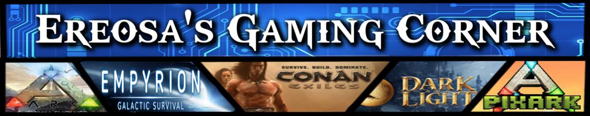 Ereosa's Gaming Corner.