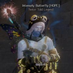 IntensePrehistoricButerfly