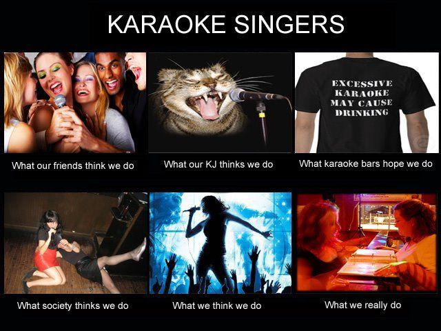 Karaoke Fun Time!