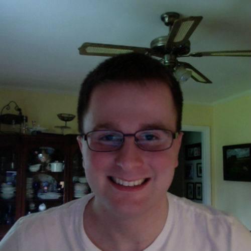Nick's Self Portrait #1