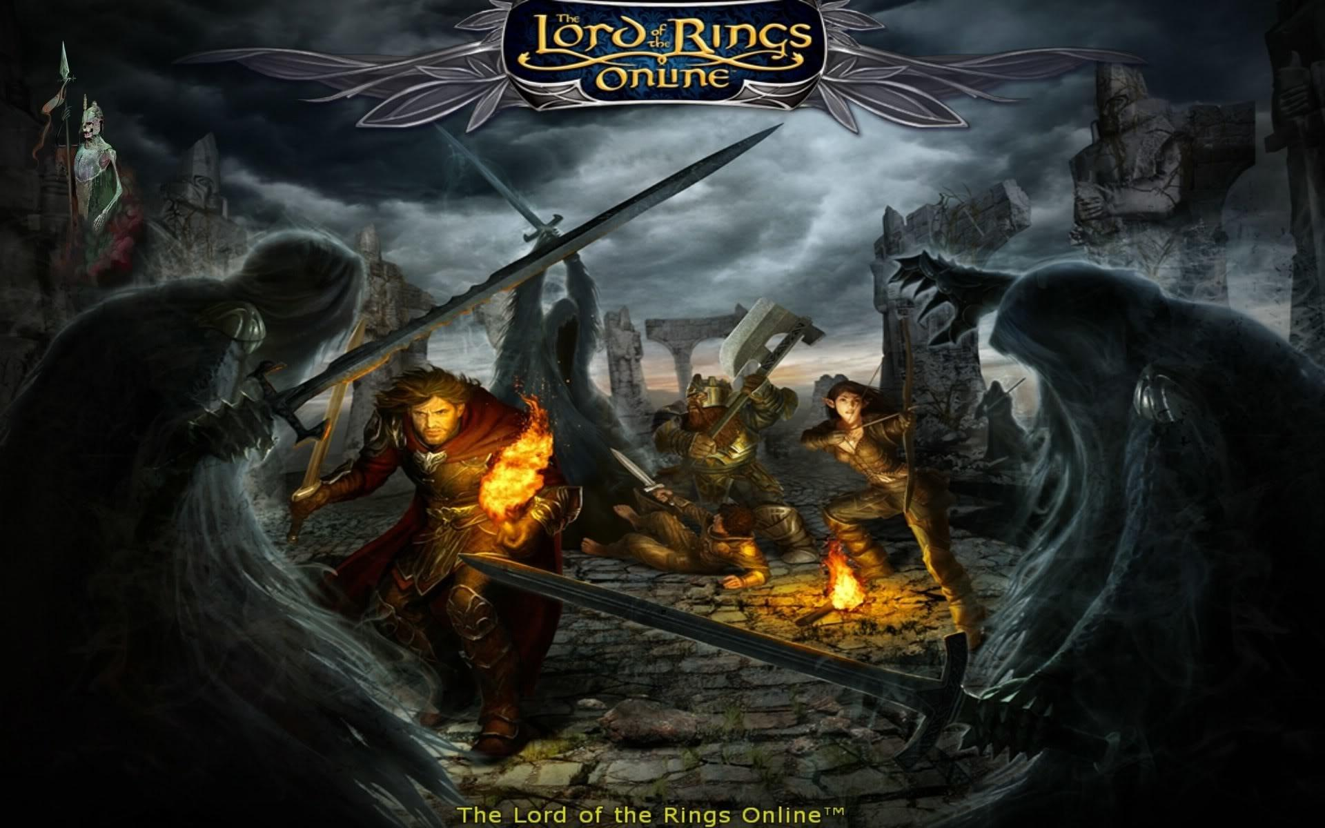 Lord of the Rings Online (LOTRO)