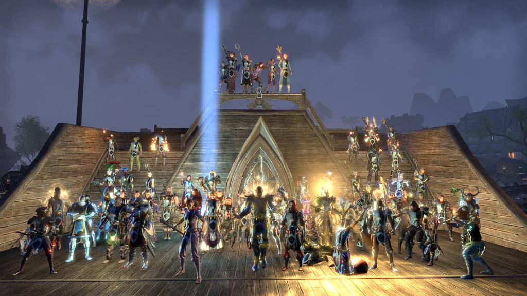 Elder Scrolls Online – Ebonheart Pact NA – Remnants of Hope
